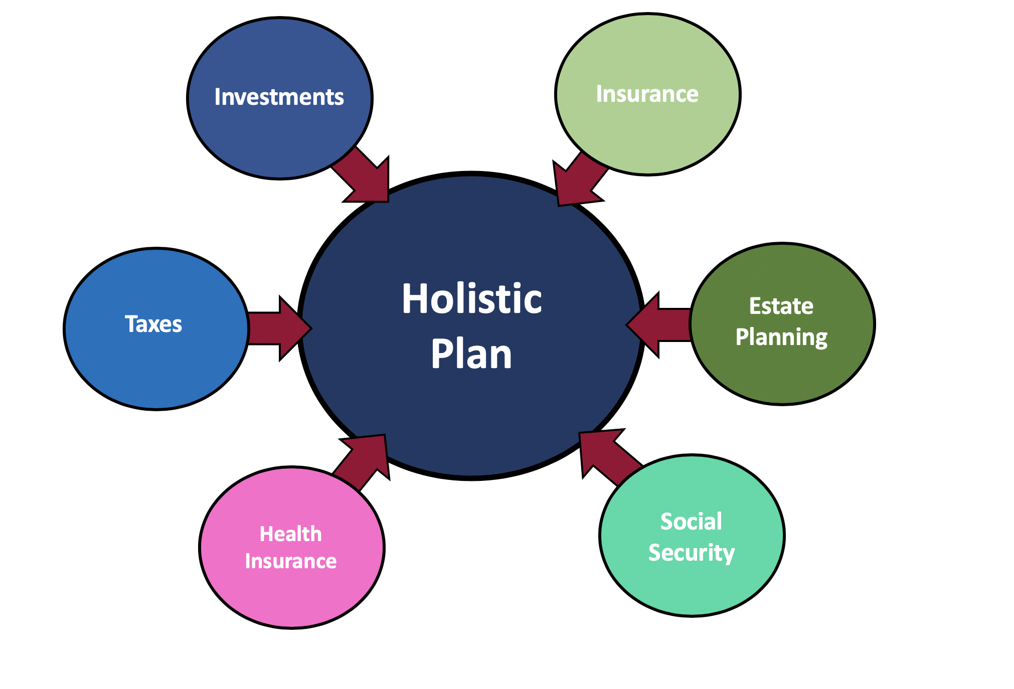 Our Holistic Plan